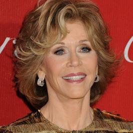 Olśniewająca Jane Fonda na festiwalu w Palm Springs
