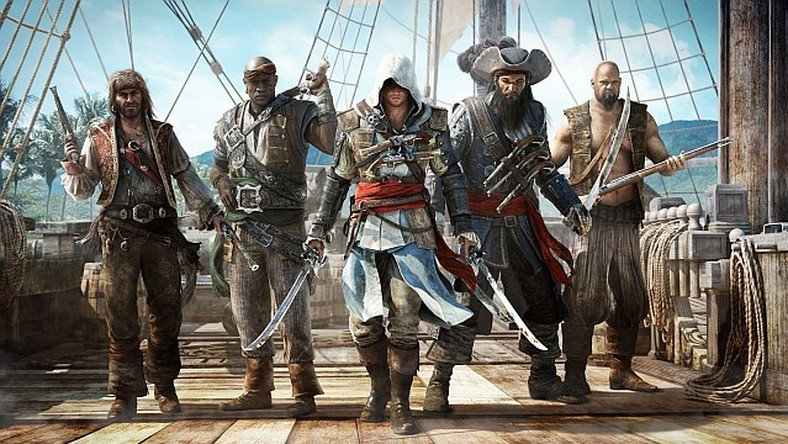 Assassin's Creed IV: Black Flag za darmo od Ubisoftu