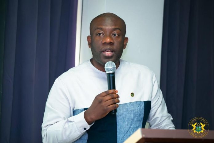 """You were quiet when your candidate was politicizing COVID-19"" – Oppong Nkrumah"