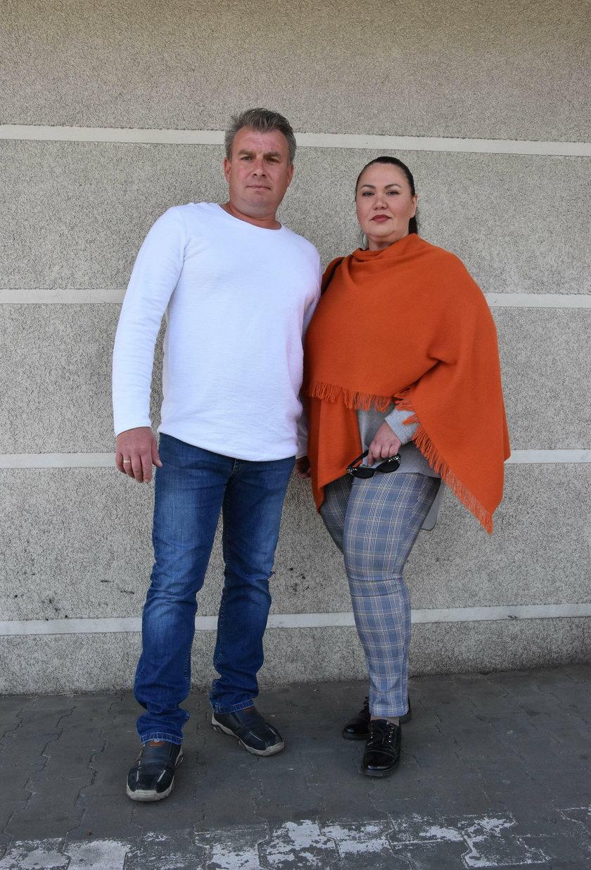 Svetlana i Damian Piestrzyńscy
