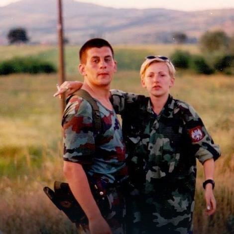 Aleksandar i Ivana na fotografija koja kruži društvenim mrežama