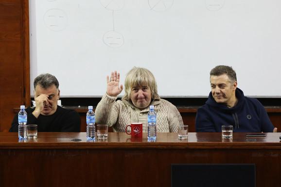 Cane, Uroš Đurić, Mićko Ljubičić