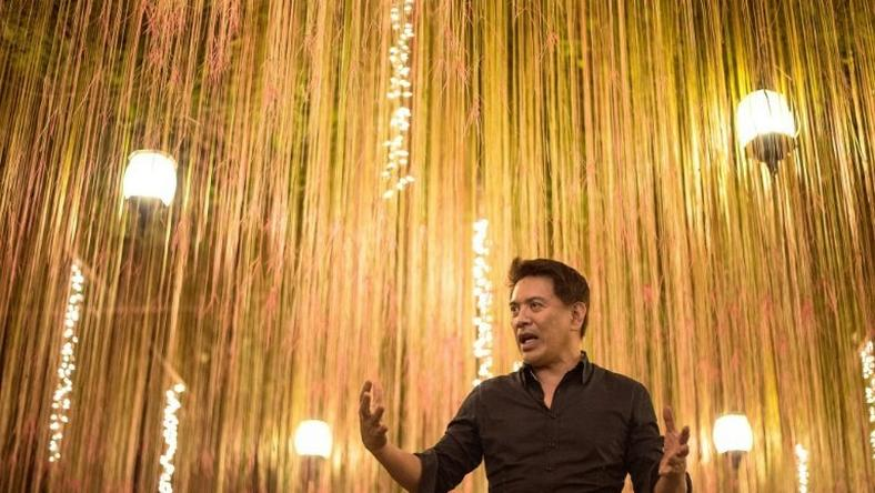 Philippine director Brillante Mendoza has become a celebrated figure in the global independent film industry for his gritty movies exposing social injustice and the sufferings of the poor in his home country