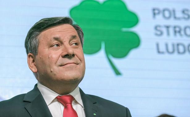 Janusz Piechociński, wicepremier oraz minister gospodarki latach 2012–2015, były lider PSL, Prezes Izby Przemysłowo-Handlowej Polska-Azja.