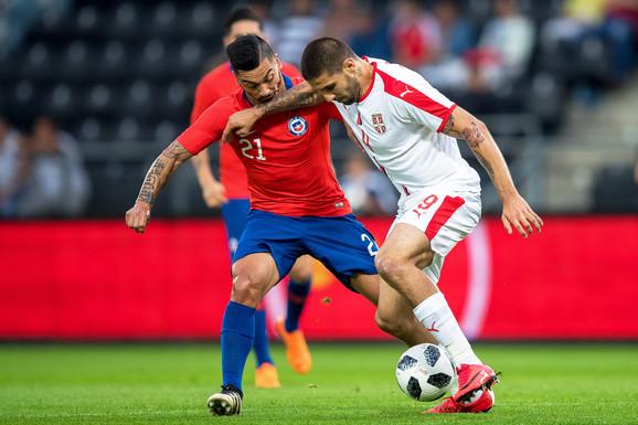 Aleksandar Mitrović će u drugom kolu Svetskog prvenstva voditi veliku borbu protiv švajcarskih defanzivaca