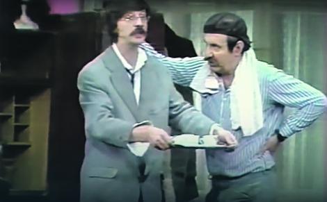 Radovan III: Milan Mihajlović Caci i Zoran Radmilović na sceni