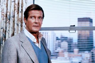 Nie tylko agent 007. Filmowe wcielenia Rogera Moore'a