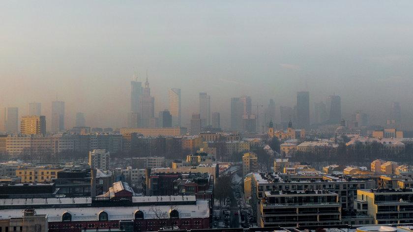 Przerażające nagranie z Warszawy