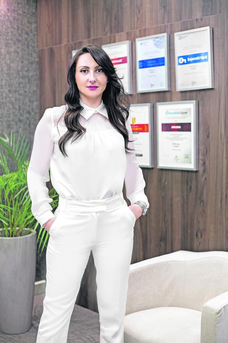 Vesna Kodžopeljić, direktorka maloprodaje kompanije Matis group