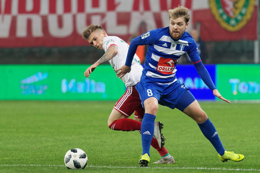 Slask Wroclaw vs Wisla Plock 03 11 2018