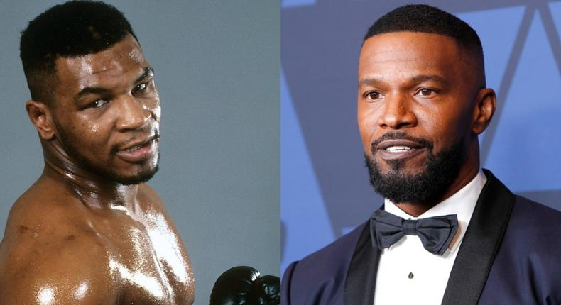 Jamie Foxx is set to play Mike Tyson in new limited series [GettyImages/Variety]