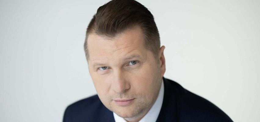 Przemysław Czarnek o nowym roku akademickim. Koniec ze studiowaniem w trybie zdalnym?