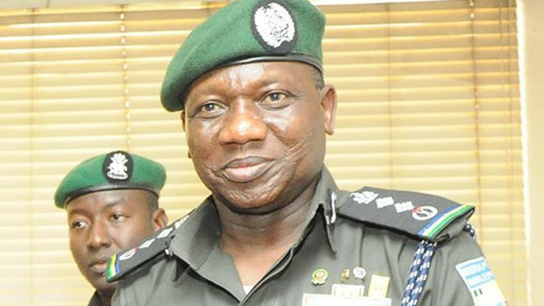 Ibrahim Idris Police IG confirms arrest of kidnappers of Lagos