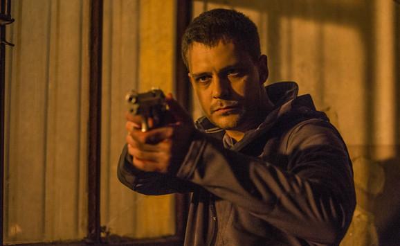Miloš Biković, slika iz filma