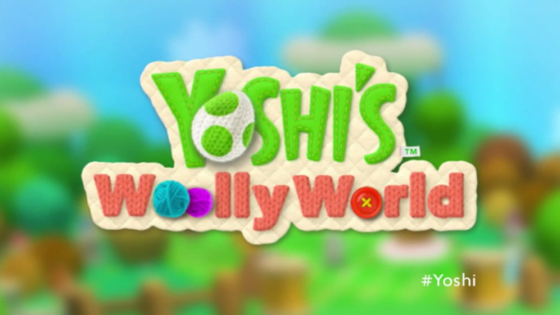 Nintendo Post E3 Event: Yoshi's Wooly World