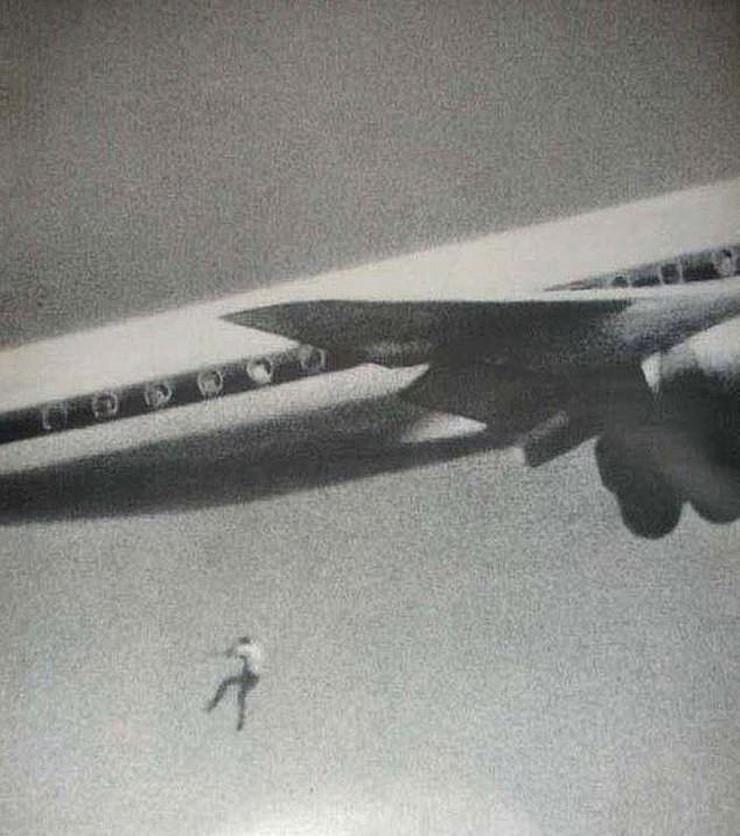 avion foto Privatna arhiva