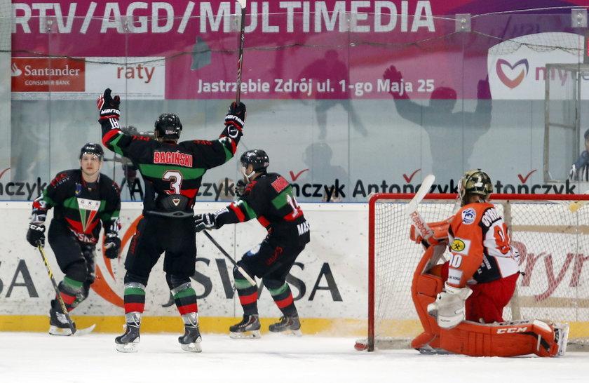 Finał ligi hokejowej