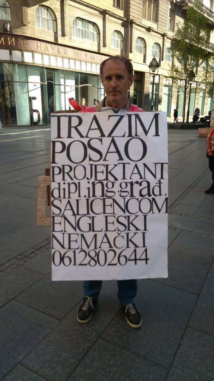 Milan Radojčić, posao