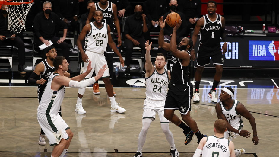 Milwaukee Bucks - Brooklyn Nets