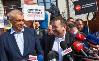 W apartamencie Stanisława Gawłowskiego mieściła się agencja towarzyska? Politycy PO, PSL i N opuścili TVP Info po tym pytaniu