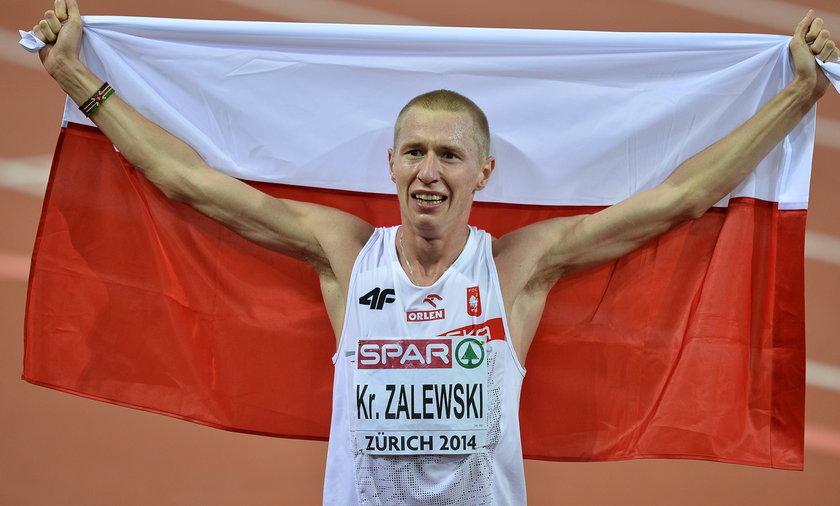 Polski medalista: Celowałem w złoto