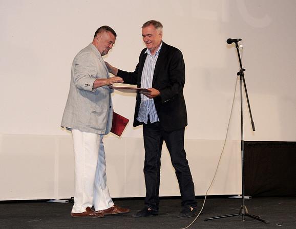 Festival evropskog filma Palić, Rajko Grlić i Dušan Kovačević