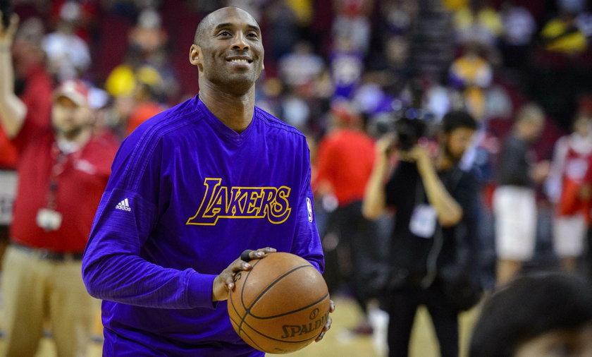 Koby Bryant wśród przyjętych do Galerii Sław NBA