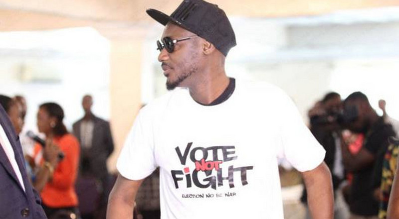 IG joins 2face Idibia to encourage peaceful voting on Saturday