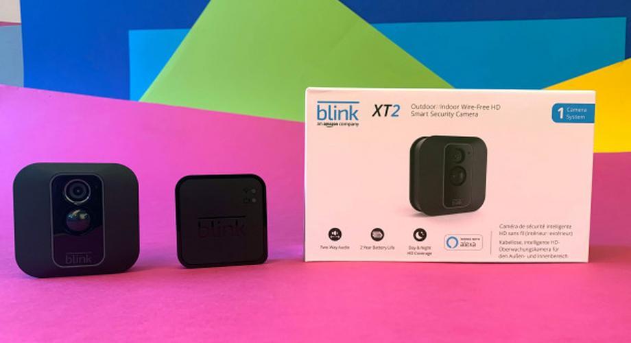 Blink XT2 im Test: Überwachungskamera mit Batteriebetrieb