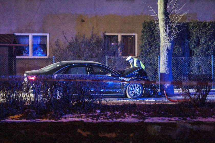 Kierowca seicento o wypadku z Szydło: Błaszczak kłamał