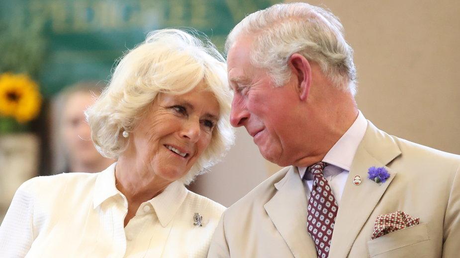 Camilla Parker-Bowles i książę Karol obchodzą 16. rocznicę ślubu