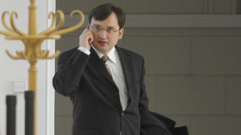 Ziobro rzuci Brukselę i wróci do rządu