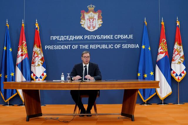 Aleksandar Vučić obraćanje naciji