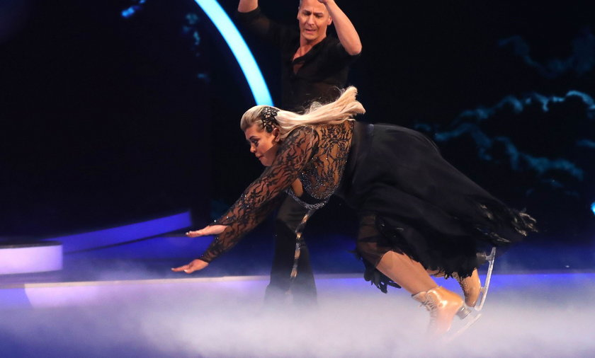 'Dancing on Ice' TV show, Series 11, Episode 4, Hertfordshire, UK - 27 Jan 2019