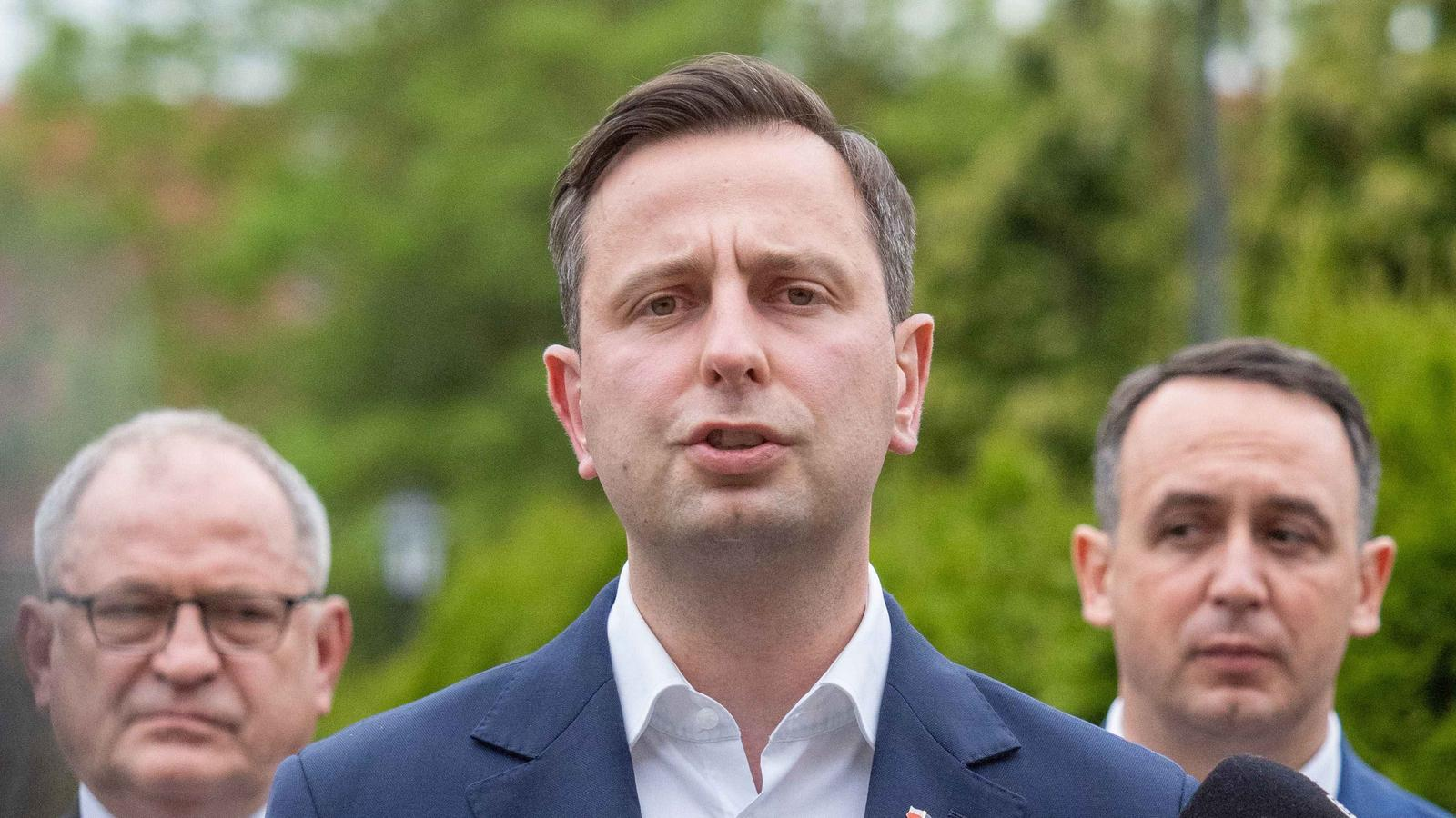 Kosiniak-Kamysz był na imprezie u Mazurka. Zdradził, co sądzi o decyzji Tuska