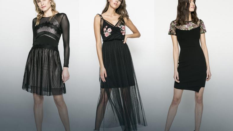 04351a7f30 Czy wypada iść na wesele w czarnej sukience  Te modele będą stosowne ...