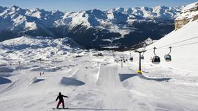 Val di Sole (Włochy, Trentino) - kamery na stokach