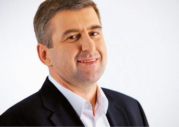 Marek Borowski, prezes zarządu Federacji Polskich Banków Żywności