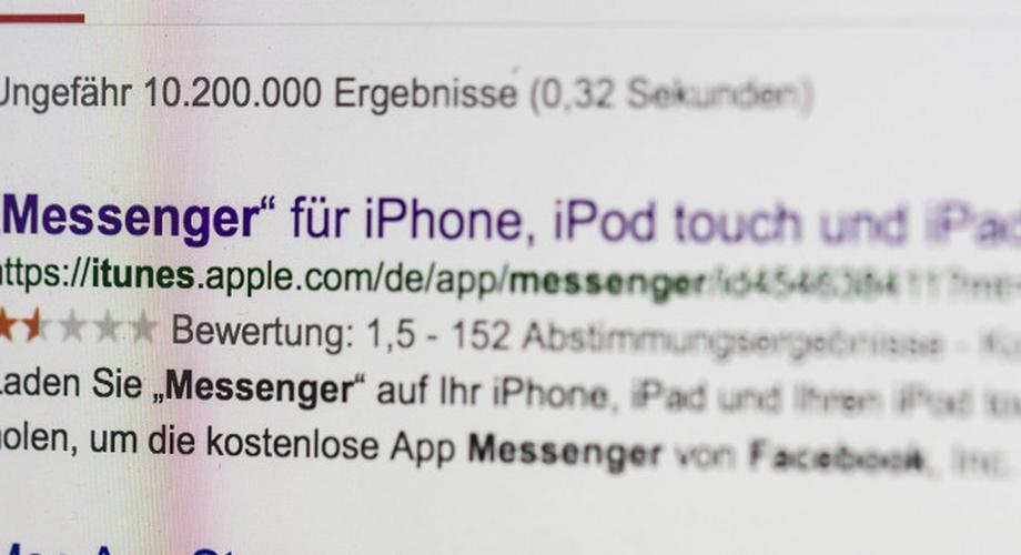 App-Zwang: Facebook Messenger für iOS abgewatscht