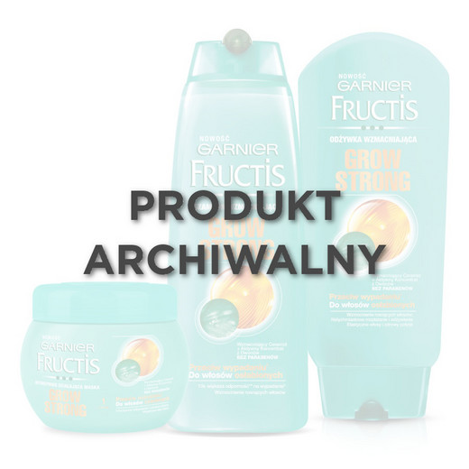 Garnier Fructis Grow Strong - opinie