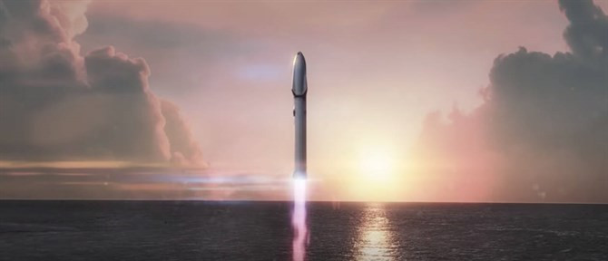 Rakieta SpaceX BFR