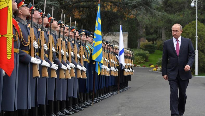 Wojsko rosyjskie na Krymie