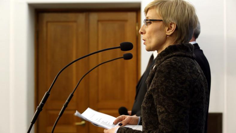 Beata Gosiewska: Nie wykluczam, że w Smoleńsku mogło dojść do zbrodni