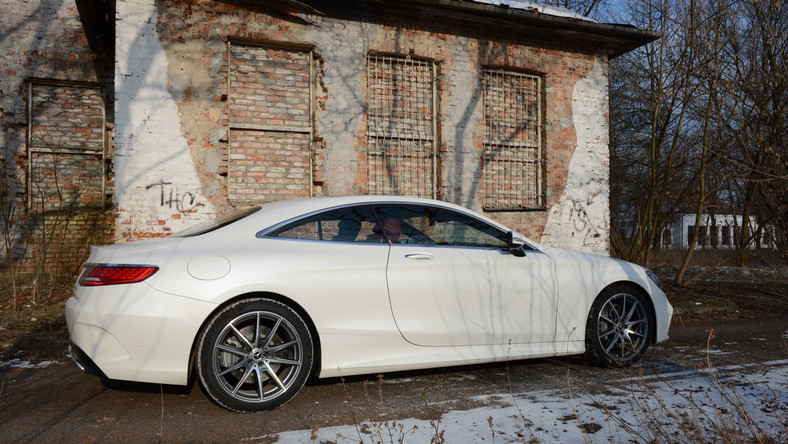 Mercedes S 560 Coupe