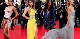 Te modelki zdobyły Cannes