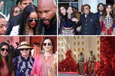 Iša Ambani, svadba, Indija