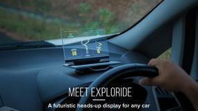 Exploride: Bluetooth, LTE, Google Maps, Spotify w każdym samochodzie
