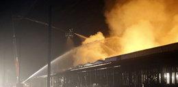 Pracownicy spalonej papierni - bez roboty