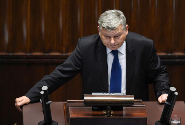 """Poseł PiS zadeklarował, że partia rządząca powoła do Trybunału """"ludzi z autorytetem"""""""