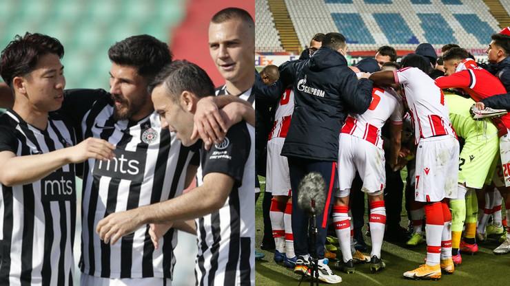 FK Partizan, FK Crvena zvezda